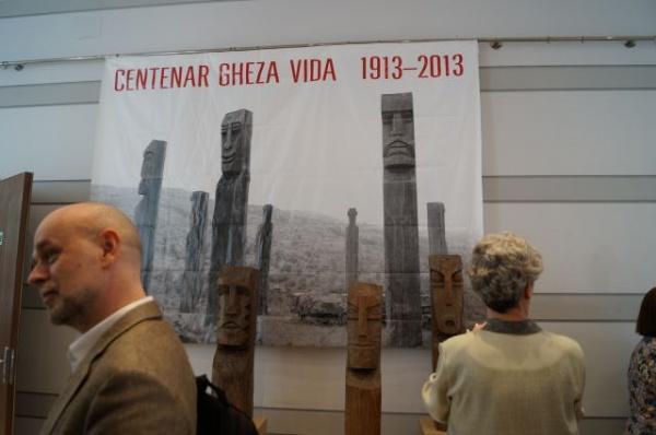 Centenar Gheza Vida la Academia Română
