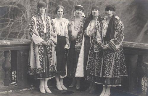 Magia Sânzienelor şi a iilor româneşti