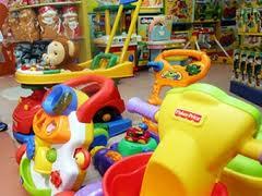 Amenzi de 35 mii lei pentru nerespectarea siguranţei jucăriilor