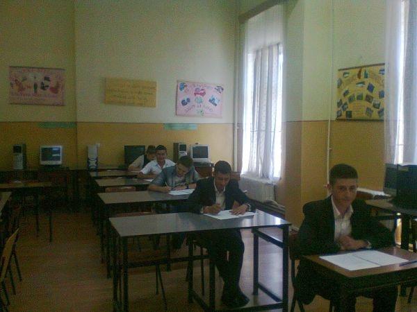 BAC 2013:s-a finalizat prima probă