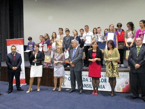 Trofeul Olimpiadei Satelor din Transilvania  revine unui medieşean