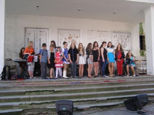 Tinere talente la Ziua Muzicii Ușoare Careiene