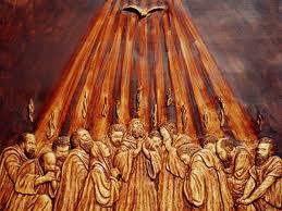 Rusaliile sau Pogorârea Duhului Sfânt, ziua în care a luat fiinţă prima comunitate creştină
