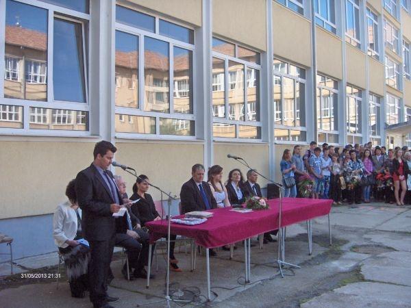 """Post vacant de portar la Liceul """"Simion Bărnuţiu"""" din Carei"""