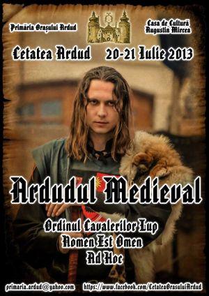Festival Medieval la Ardud