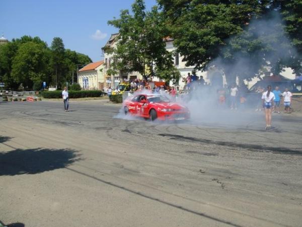 65 de concurenţi la a treia etapă a Rally Sprint de la Carei.Cea mai tânără,9 ani