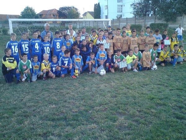 Fotbal: Cupa AJF Satu Mare