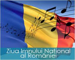 Invitaţie la sărbătoarea Zilei Imnului Naţional