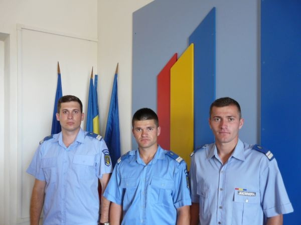 Cadre noi la Jandarmeria Satu Mare