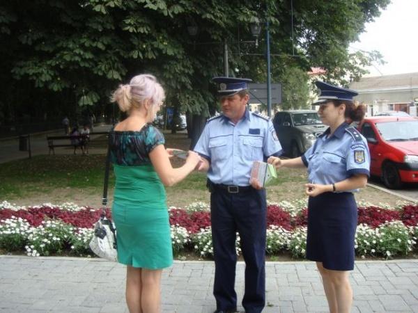 Recomandări estivale din partea Poliţiei