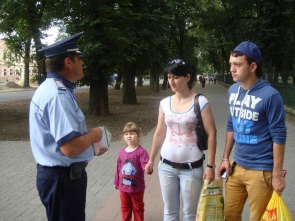 Poliţia vă recomandă
