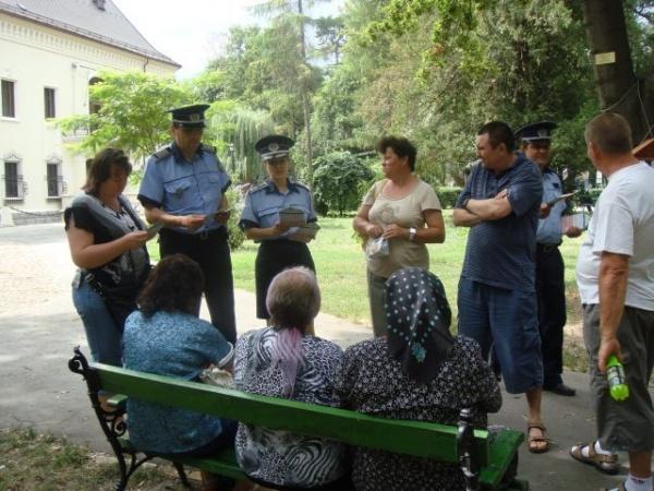 Campania de prevenire a furturilor din locuinţe a ajuns la CAREI