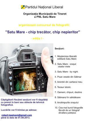 """Concursul de fotografii  """"Satu Mare- chip trecător, chip nepieritor"""", la prima ediție"""