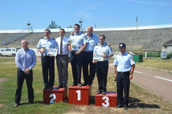 Pompierii  sătmăreni  câştigă etapa zonală