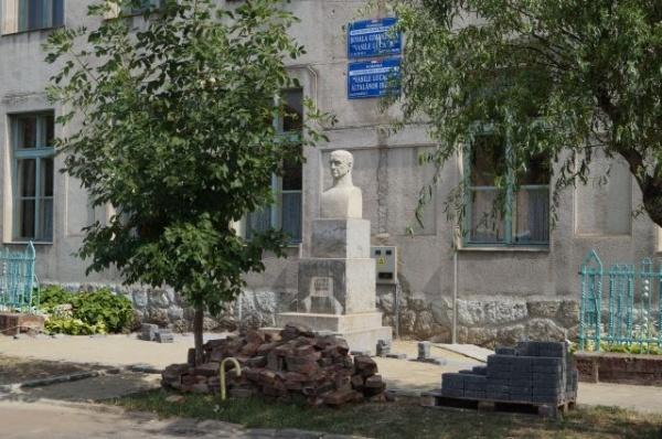 "Bustul lui Vasile Lucaciu va fi  ""eliberat"""