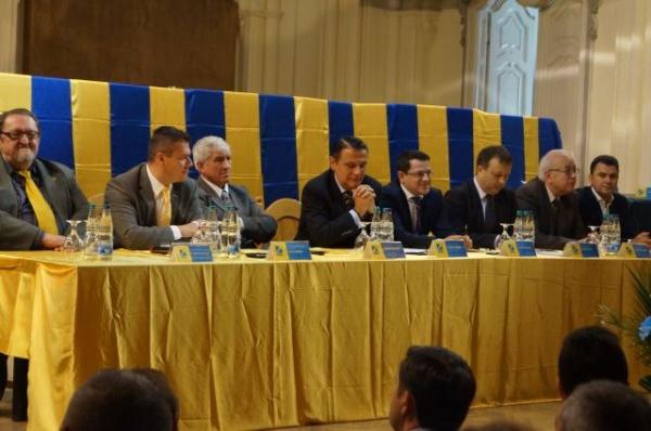 Ovidiu Silaghi rămâne preşedinte al PNL Satu Mare