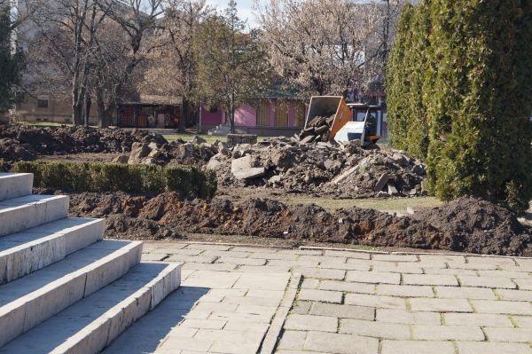Un Drept la Replică. Documente oficiale pentru modalităţile de plată la proiectul Realizare parc în centrul oraşului pe spaţiul unui parc existent