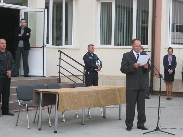 Directorul Liceului Teoretic Carei citat de E.ON Energie România