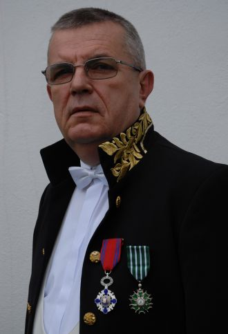 Un membru al ASTRA Carei decorat de preşedintele Klaus Iohannis