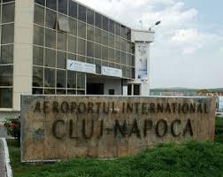 """Aeroportul Internaţional """" Avram Iancu"""" din Cluj Napoca"""