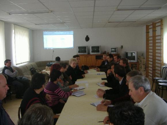 Seminar de instruire pe teme de mediu