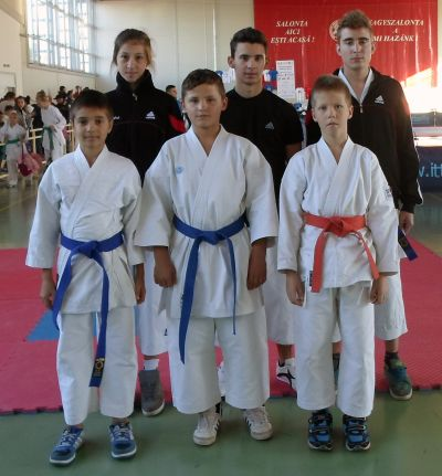 """ Kuranai Karate Open Cup – 2013- Salonta"""