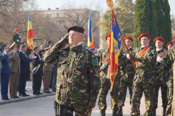 Maraton simbolic spre Carei. Reconstituirea drumului  făcut de Armata Română
