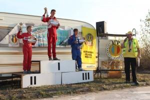 Rezultatele Rally Sprint  Satu Mare 2013