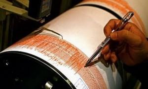 Cutremur cu epicentrul în Vrancea