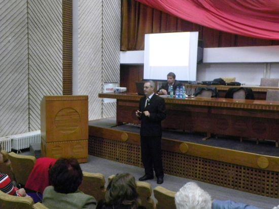 Seminar de instruire şi informare profesională la Prefectură