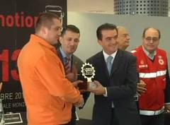 Şofer român, erou în Italia