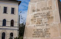 """""""Ungurii"""" au dispărut de pe statuia lui Baba Novac din Cluj"""
