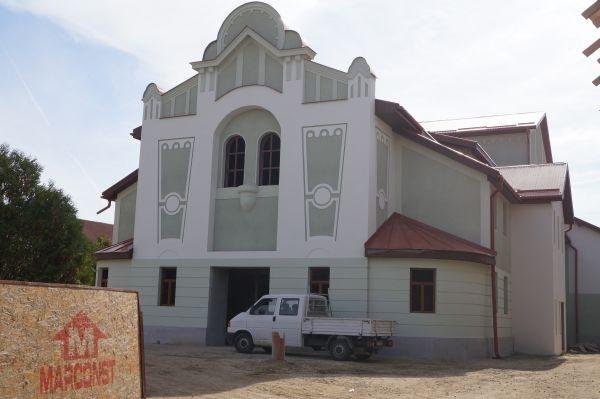 Percheziţii la suspecţii de evaziune fiscală din domeniul construcţiilor din Satu Mare