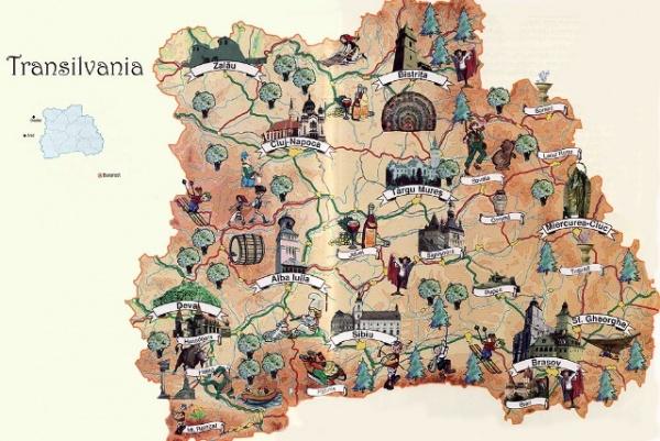 În Transilvania se retrocedează pământul cumpărat de România de la grofi