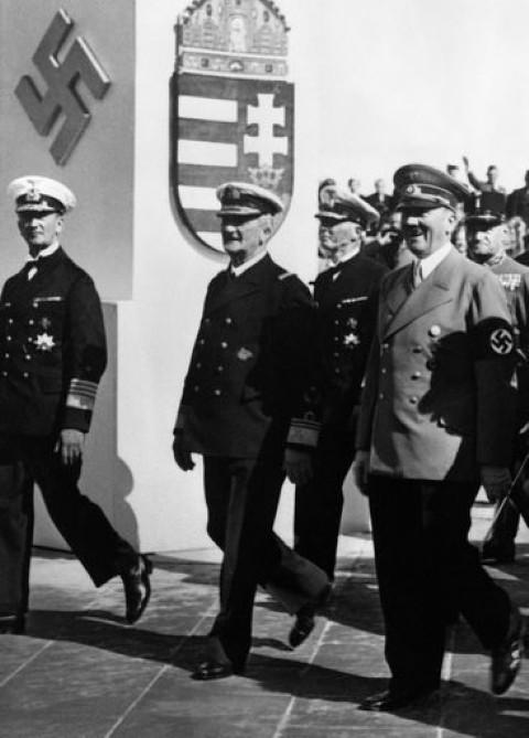 Controverse la inaugurarea bustului Horty la Budapesta
