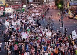 A 11-a duminică de proteste