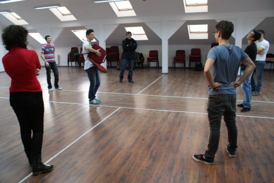 Workshop în cadrul SPOT