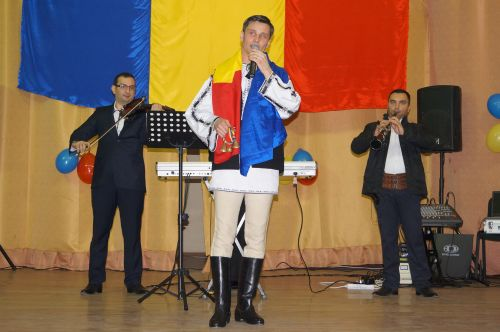 Cristian Fodor a oferit un concert veritabil de Ziua Naţională