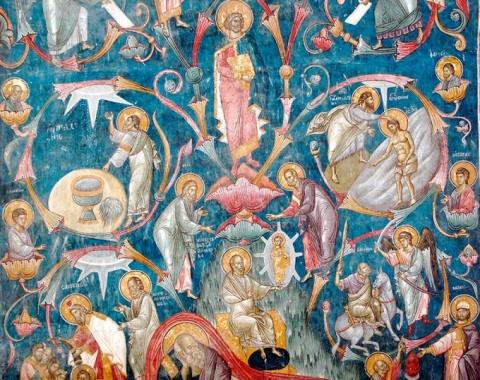 Evanghelia de Duminică: Dumnezeu ia trup în istorie pentru a desăvârşi umanitatea