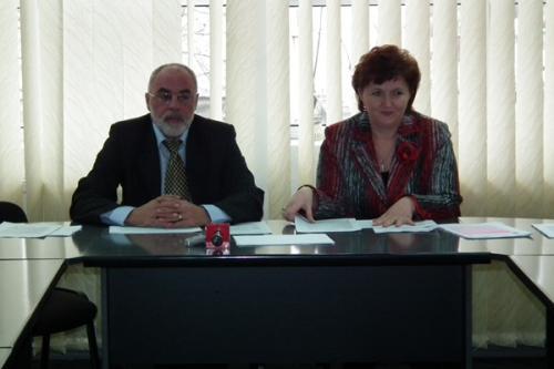 Necesitatea şi importanţa realizării schimbului de experienţă prin vizite de lucru în Spania a personalului angajat AJOFM