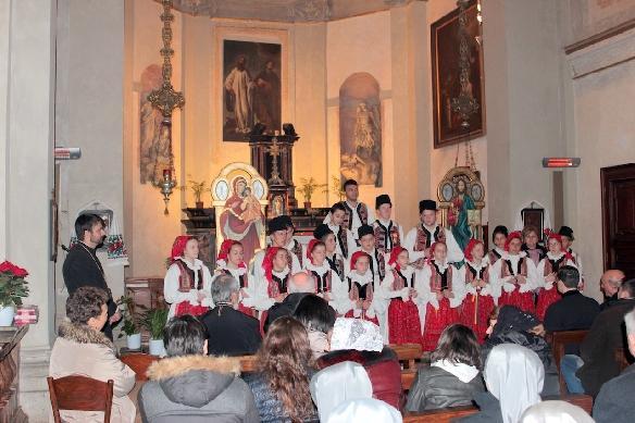 Zile de sărbătoare în comunitatea românescă din Milano