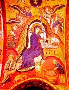 Duminica după Naşterea Domnului (Matei 2,13-23,Fuga în Egipt)