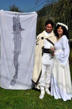 O nuntă dacică în anul 2013