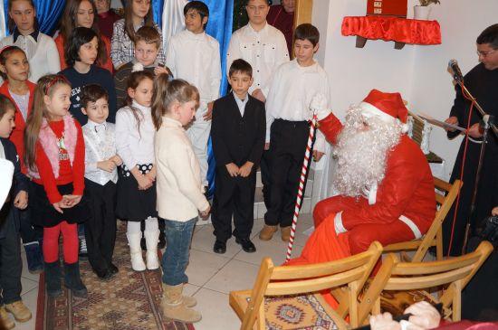 """""""Magia Crăciunului"""" la Carei"""