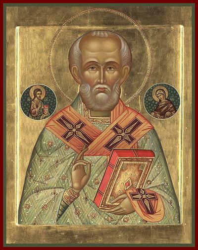 Sfântul Nicolae – ocrotitorul celor care  călătoresc