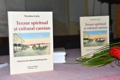 """Tezaur spiritual şi cultural careian- un """"dar de neuitare"""""""