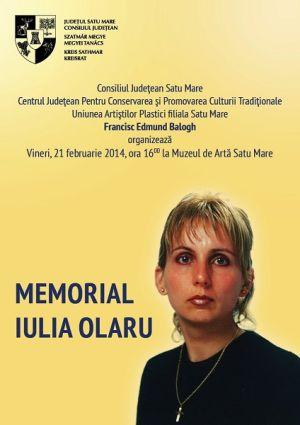 Memorial Iulia Ramona Olaru