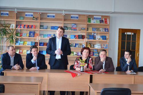 Sătmărenii sprijină studenții români din Ujgorod