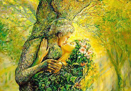 Dragobetele,zeul iubirii
