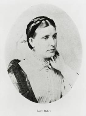 Florica Sas-Lady Florence Baker.Un destin de excepţie